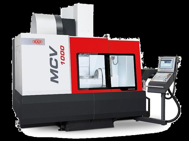MCV1000 5 Axes