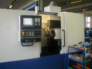 Generalni remont - modernizacija mašina: SPR posle modernizacije
