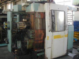 Generalni remont - modernizacija mašina: SPR pre modernizacije