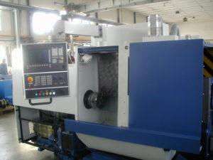 Generalni remont - modernizacija mašina: SPT 16 posle modernizacije