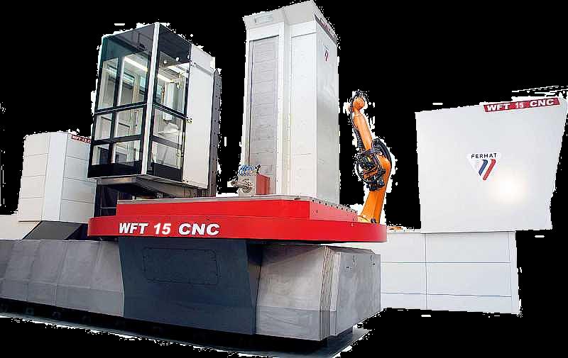 WFT15 CNC