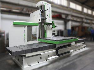 Generalni remont - modernizacija mašina: WHN 13.8 CNC posle modernizacije
