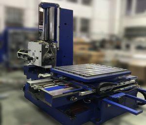 Generalni remont - modernizacija mašina: WH10 NC posle modernizacije