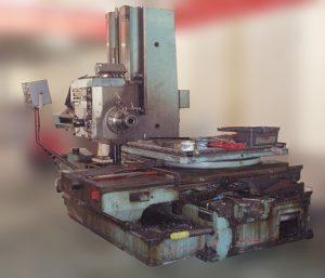 Generalni remont - modernizacija mašina: WH10 NC pre modernizacije